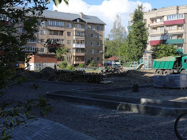 В Нижегородской области стартовали работы по благоустройству общественных пространств