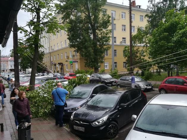 Последствия майского урагана устранят к первому матчу ЧМ-2018 в Нижнем Новгороде