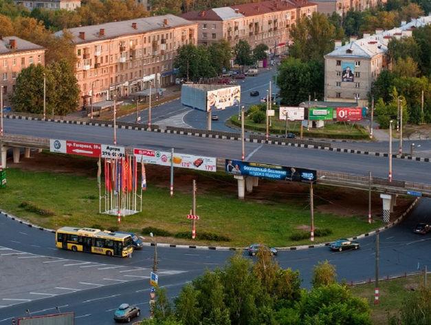 В Нижнем Новгороде с сентября транспортная нагрузка на Пролетарское кольцо снизится до 30%