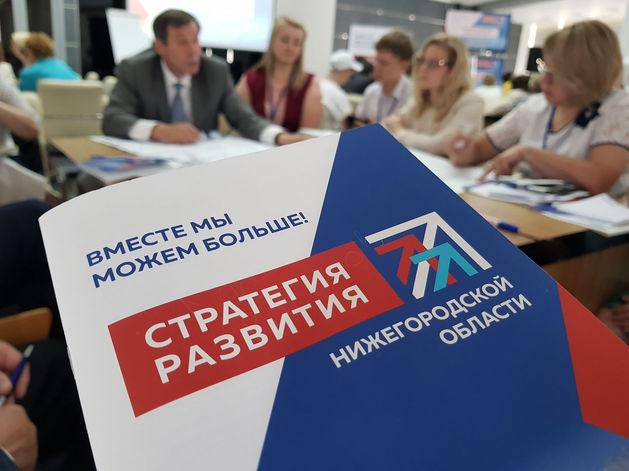 Почти полмиллиона нижегородцев проголосовали за Стратегию развития региона
