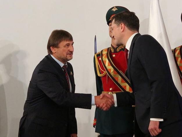 Владимир Лебедев вновь стал сенатором от нижегородского правительства