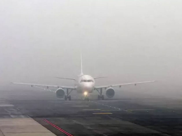 Четыре самолета приземлились в Нижнем Новгороде из-за тумана во «Внуково»