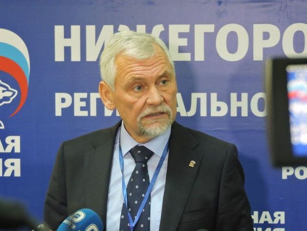 Депутат Госдумы РФ от Нижегородской области Вадим Булавинов госпитализирован