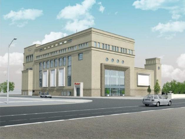 Открытие нового торгового центра на Автозаводе запланировано на весну 2019 г.