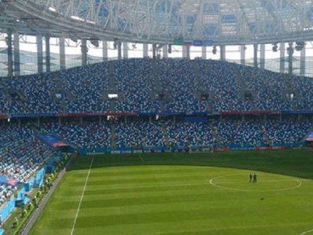На стадионе «Нижний Новгород» можно будет прокатиться на коньках