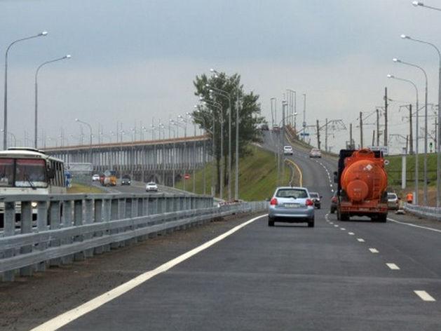 Строительство дороги за борским мостом в Нижнем Новгороде начнется в феврале