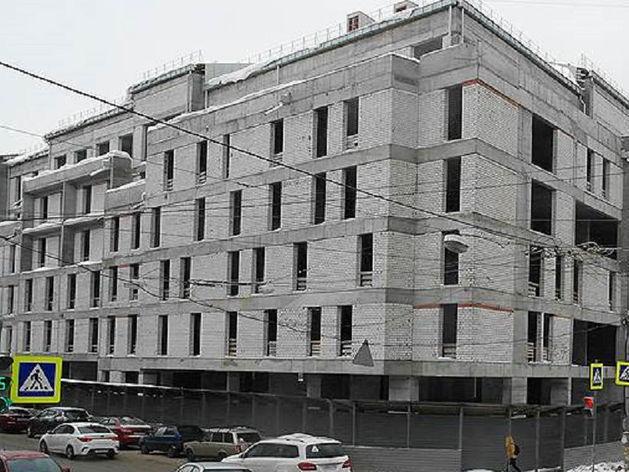Нижегородский бизнесмен продал недострой в центре города за 890 млн руб.