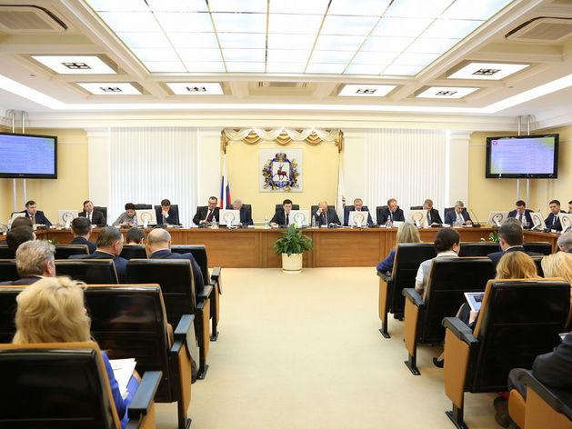 Алексей Сыров уходит с поста министра строительства Нижегородской области