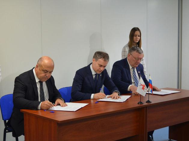 Мэр Нижнего Новгорода заключил трехстороннее соглашение для борьбы с давлением на бизнес