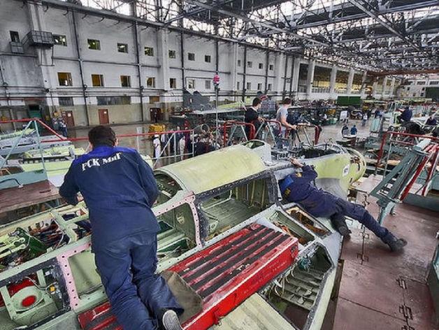 «Сокол» поддержат рублем. На модернизацию и реконструкцию производства выделено 340 млн