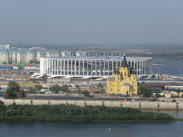 Сэкономим?Правительство не нашло подрядчика на крупнейшую спортплощадку в Нижнем Новгороде