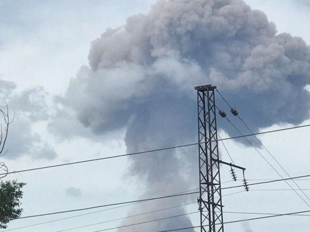 ЧП в Дзержинске: на заводе произошел взрыв