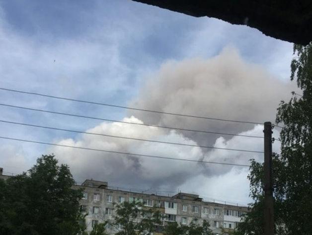 Взрыв на ГосНИИ «Кристалл» в Дзержинске