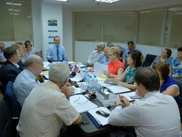 Совет директоров АО «Теплоэнерго»