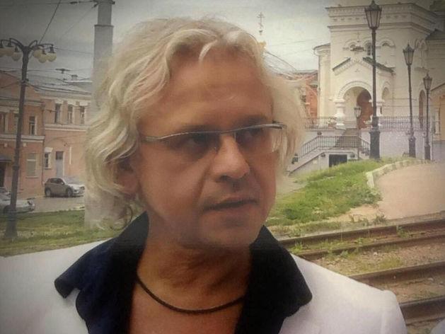бизнесмен Олег Жохов
