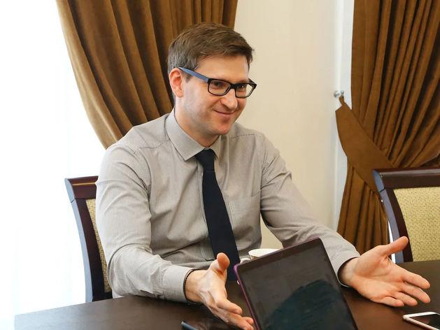 заместитель губернатора Нижегородской области Андрей Харин