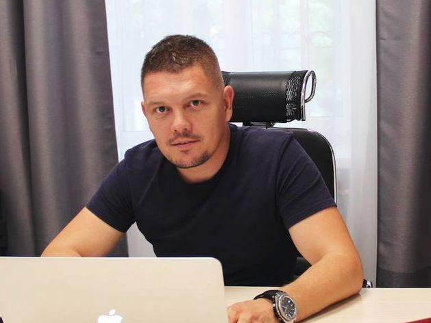 Генеральный директор ГК «Автосуши» Максим Бурганов