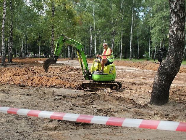 Новая скейт-площадка может появиться в парке Пушкина в 2020 г.
