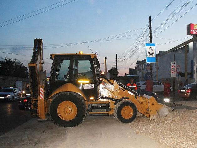 Парковки и новые тротуары появятся возле областного онкодиспансера на улице Деловой