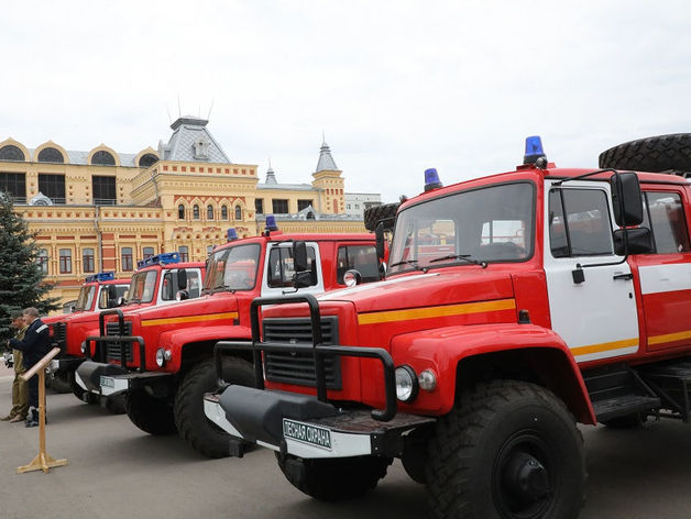 Почти 100 единиц техники получили нижегородские лесники в рамках нацпроекта «Экология»