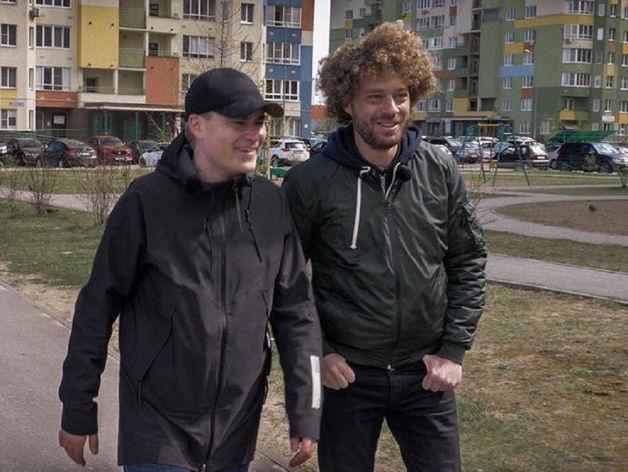 Владимир Панов и Илья Варламов