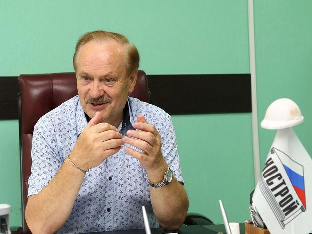 Генеральный директор СРО Союз «Строители Приволжья» Александр Леонтьев