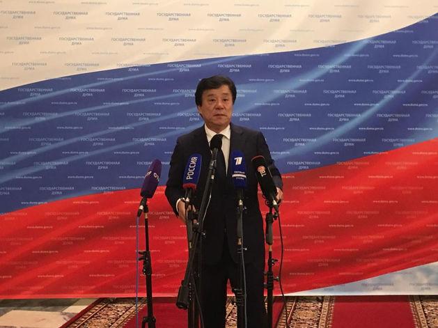 политик и бизнесмен Любомир Тян