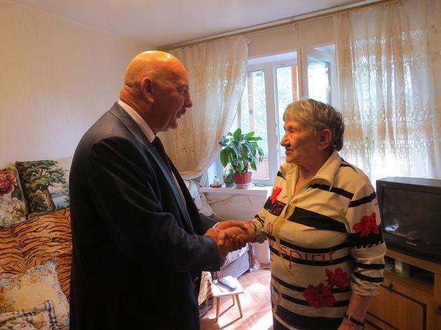 Александр Нагин: мэр города требует, чтобы мы больше общались с жителями и помогали им