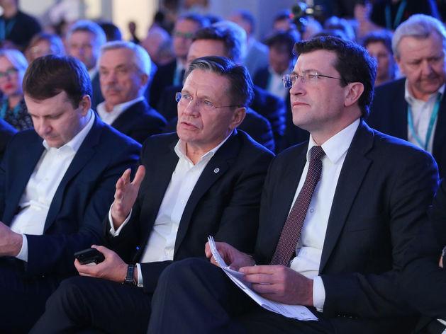 Глеб Никитин предложил создать клуб губернаторов по повышению эффективности госуправления