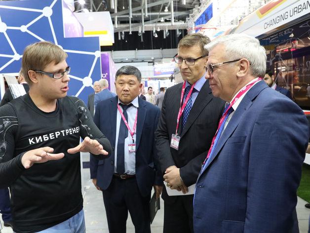 Более 30 инновационных проектов представила Нижегородская область на «ИННОПРОМ-2019»