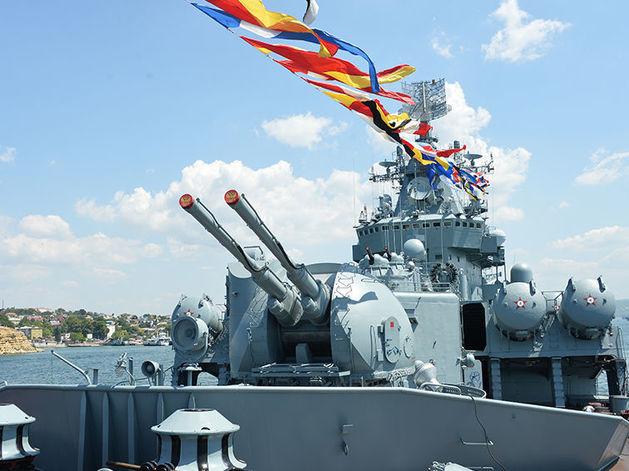 Делегация АПЗ приняла участие в праздновании Дня военно-морского флота в Севастополе