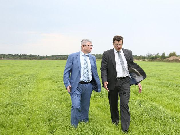 Глеб Никитин: «Уже больше 6 гектаров «Белого моря» покрыто биоматами»