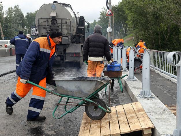 Ремонт Мызинского моста выполнен на 97 %