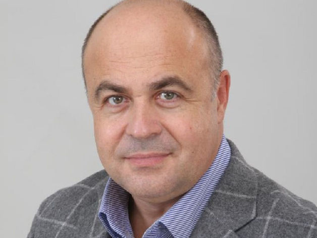 Павел Солодкий