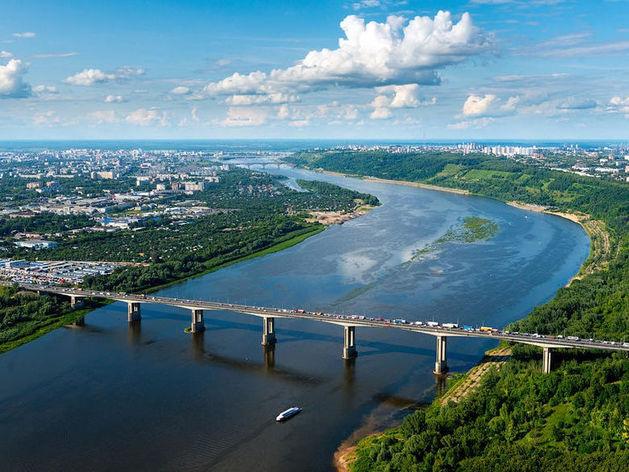 Сдали досрочно. В Нижнем Новгороде открылся мост, на ремонт которого ушло более 500 млн