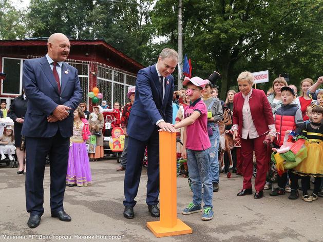 Фестивали, прошедшие на Нижневолжской набережной в День города, посетили 59 тыс. человек