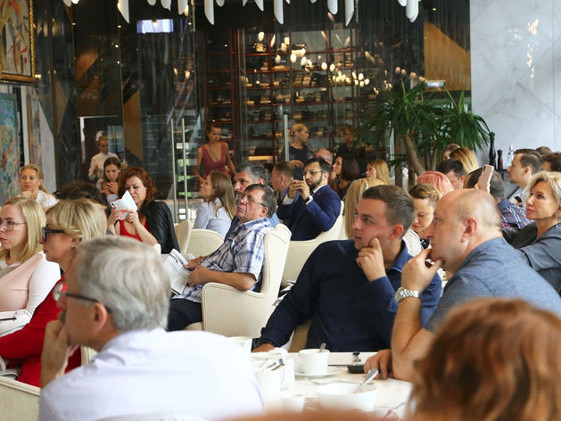 Бизнес-завтрак «Делового квартала» 24 июля