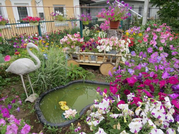 200 жителей Автозаводского района участвуют в конкурсе благоустройства дворовых территорий