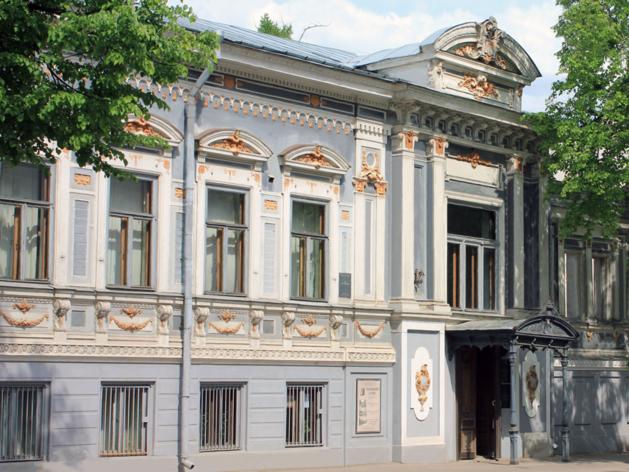 ОКН «Дом В. М. Бурмистровой»