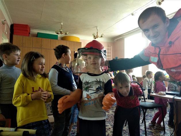 Специалисты Нижновэнерго провели викторину в дзержинском детском саду