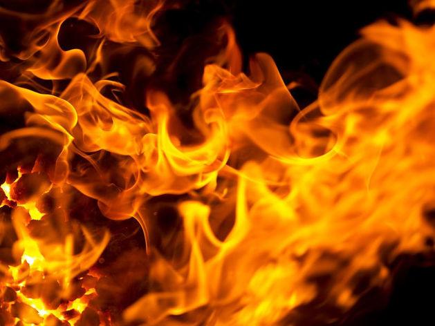Директор нижегородского завода сгорел вместе с собственной машиной