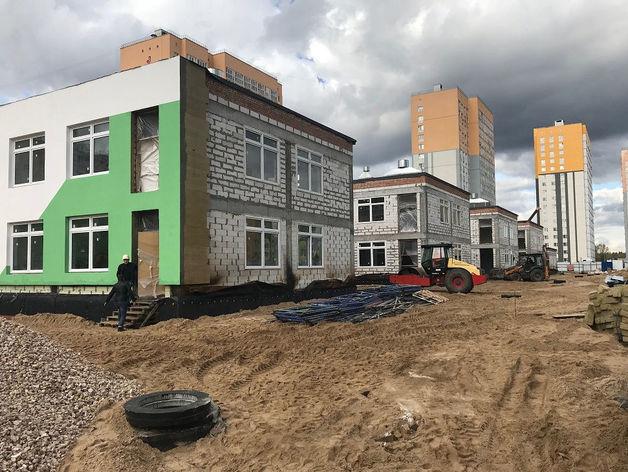 Два новых детских сада построят в заречной части Нижнего Новгорода до конца года