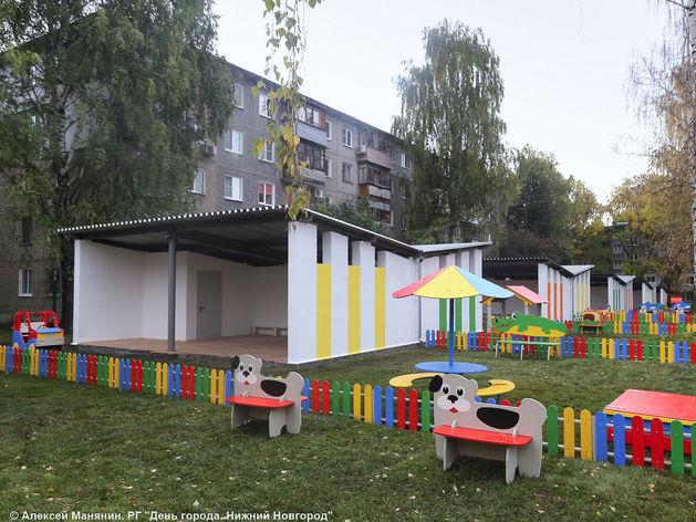 В детский сад №434 «Родничок» вернулись воспитанники