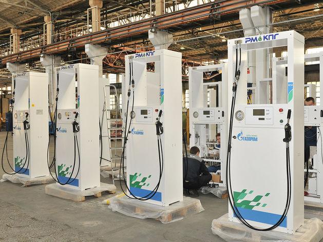 Цех производства оборудования для АГНКС