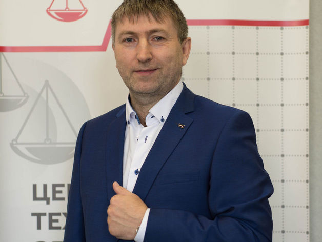 генеральный директор компании «Весы-НН» Олег Савельев