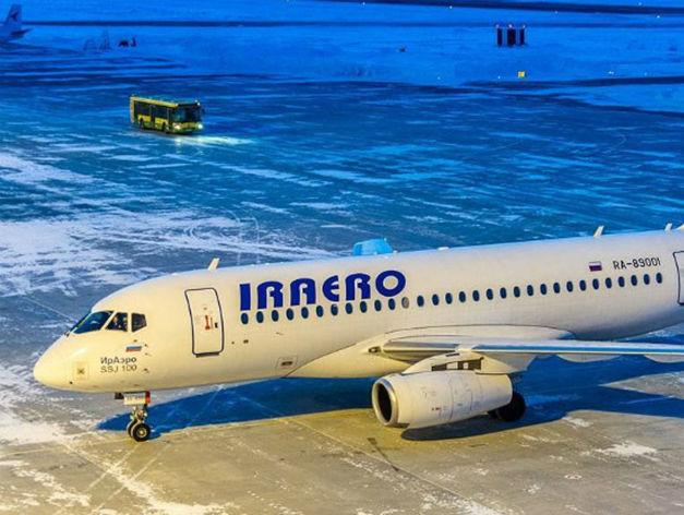 Из Нижнего в Екатеринбург и обратно. «Ираэро» открывает прямой регулярный рейс