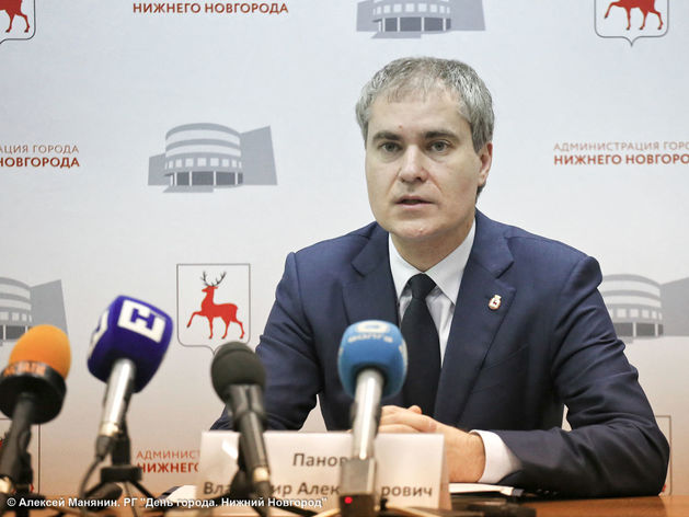 Нижегородская мэрия верстает программу по благоустройству города на 2020 год