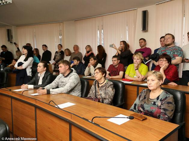 Нижегородцы поддержали объединение с Новинками