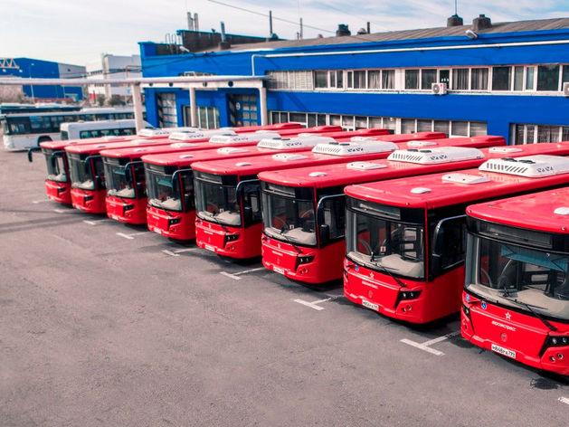 Автобусы ЛиАЗ-5292