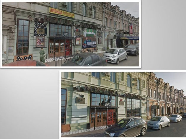 Дизайн-проекты вывесок на фасадах разработаны для 9 улиц в Нижнем Новгороде